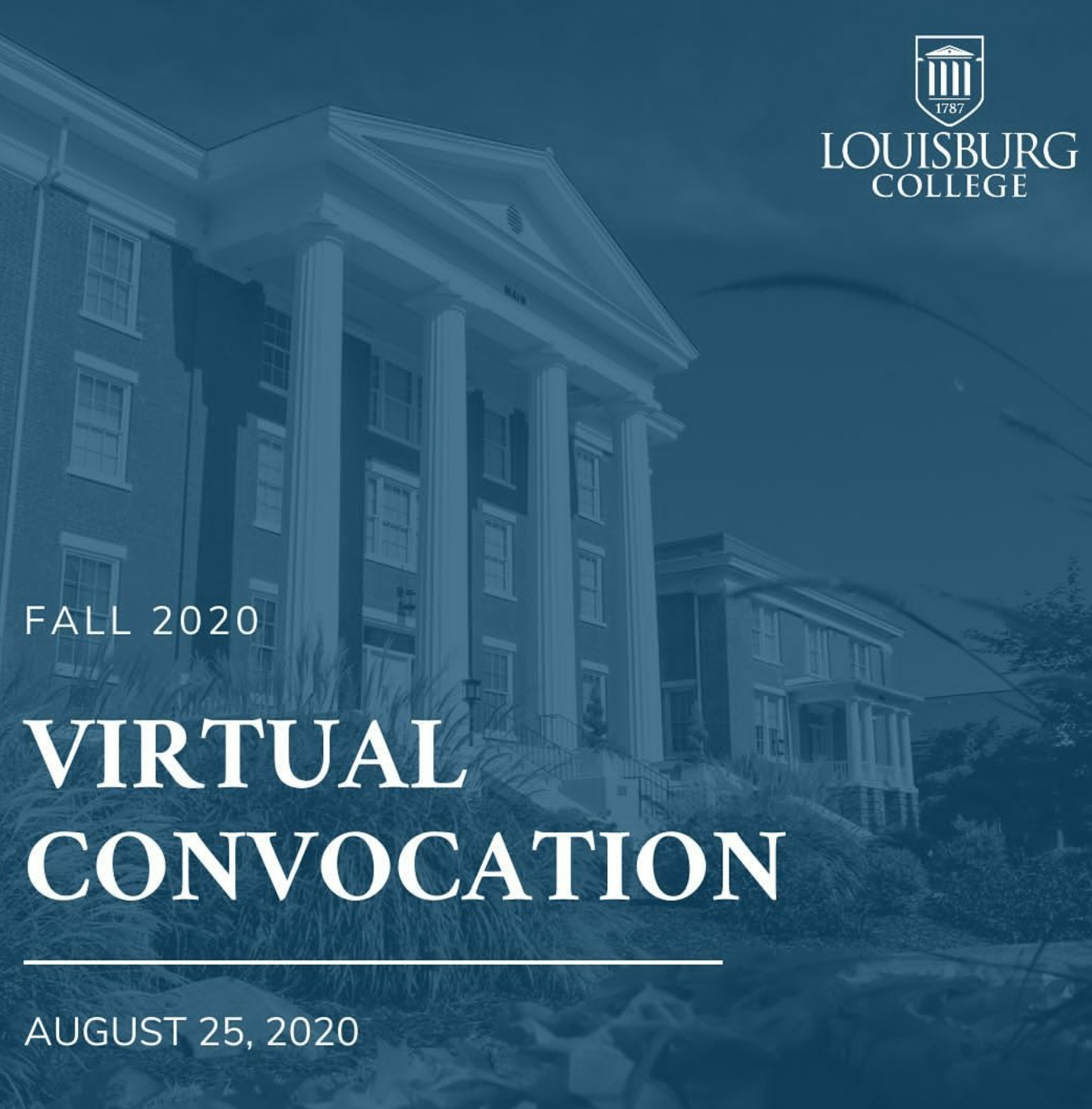 Louisburg College 2020-2021 Virtual Convocation